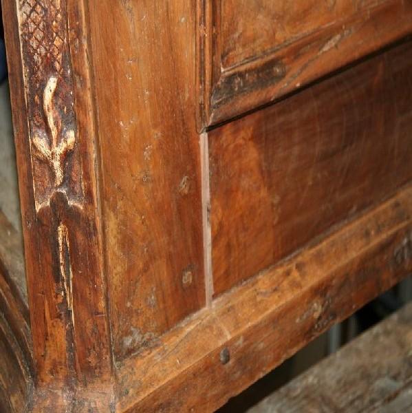 restauro caterano Prima del restauro
