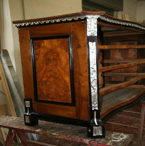 restauro Canterano