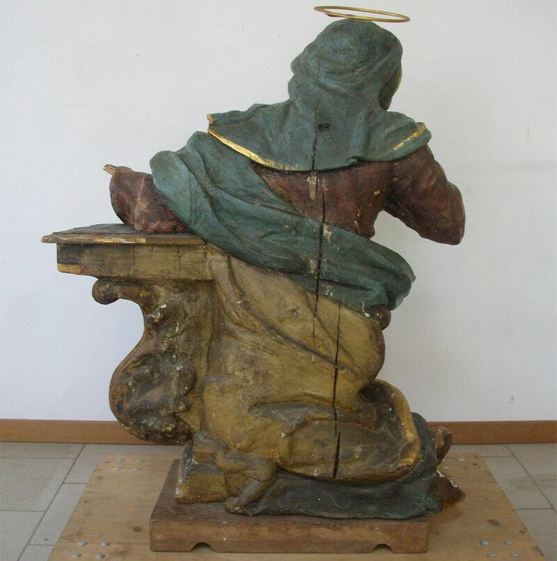 Restauro Statua Antica